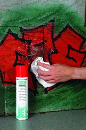 Гел за премахване на графити