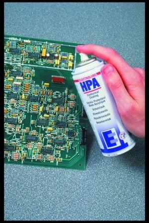 HPA защитно покритие за печатни платки -200ml.