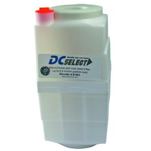 Филтър  за прахосмукачка за тонер Omega, тип 2 (61053)