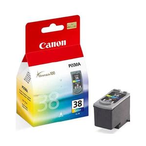 Canon CL-38 оригинална мастилена глава (цветна)