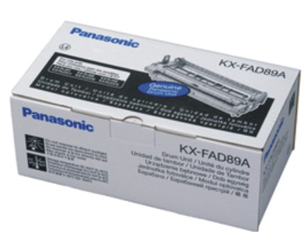 Panasonic KX-FAD89 оригинален барабанен модул (черен)