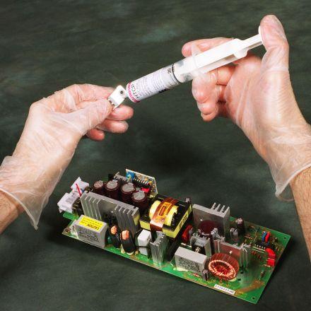 Несиликонови топлоотвеждащи смеси