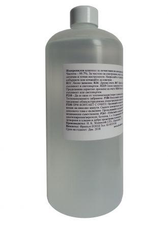 Изопропилов алкохол за почистване на електроника, 1 L