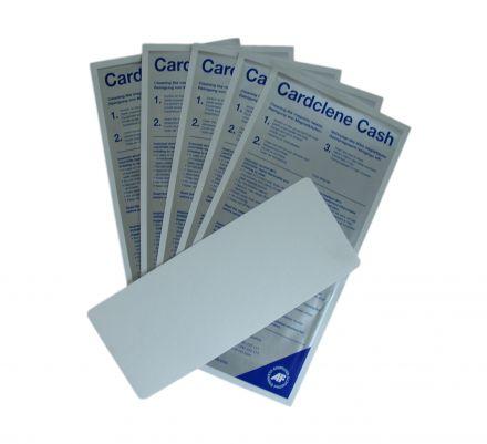 Почистващи карти за банкноточетящи машини CCC001