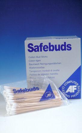 Памучни тампони за почистване на труднодостъпни места SBU100
