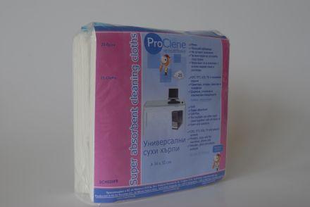 ProClene сухи кърпи за почистване SCH025