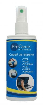 ProClene Антистатичен почистващ спрей за екрани SCS100