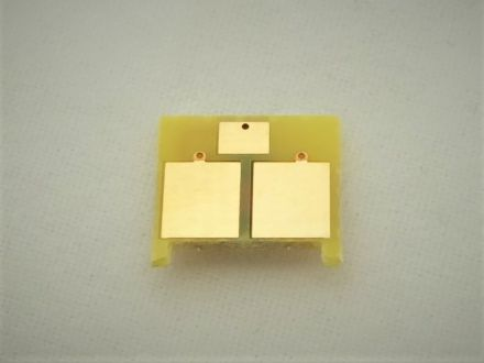CE412A Чип (жълт)