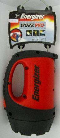 Фенерче Energizer WorkPro  4 x D, 1x LP 07451, 4D