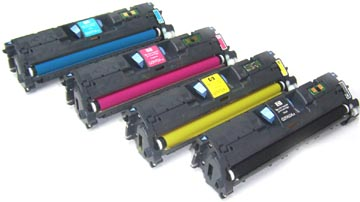 CB435A Празна тонер касета (нерециклирана)