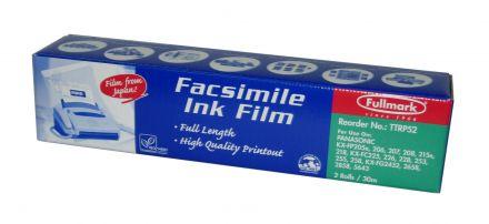 TTR филм лента за Panasonic KX-FA 52 - 2 ролки