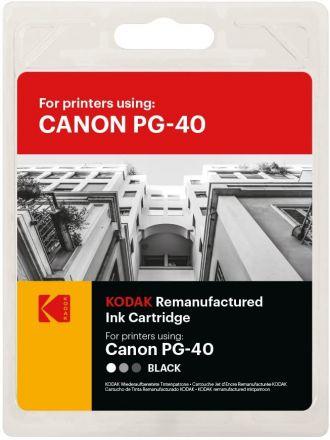 PG-40 Съвместима мастилена касета (черна)