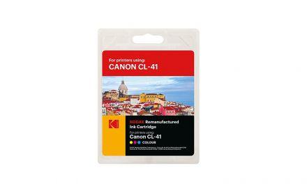 CL-41 Съвместима мастилена касета (цветна)