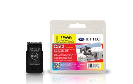 CL-513 Съвместима мастилена касета (цветна)