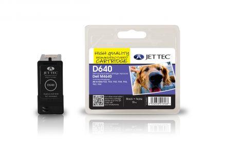 D4640 Съвместима мастилена касета (черна)