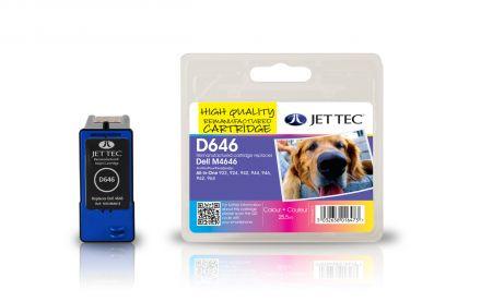 D4646 Съвместима мастилена касета (цветна)