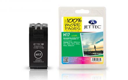 C6625A, HP17 Съвместима мастилена касета (цветна)