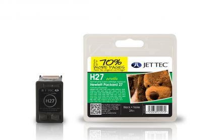 C8727A, HP27 Съвместима мастилена касета (черна)