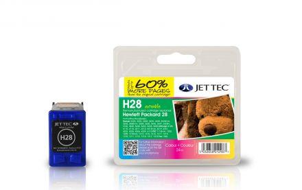 C8728A, HP28 Съвместима мастилена касета (цветна)