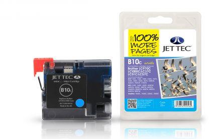 LC1000C Съвместима мастилена касета (циан)