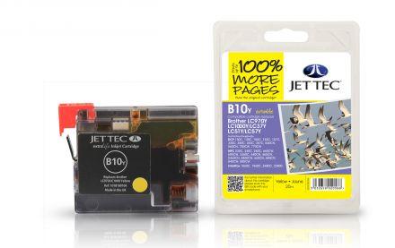 LC1000Y Съвместима мастилена касета (жълта)