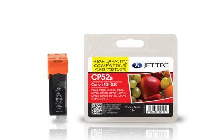 PGI-520 Съвместима мастилена касета (черна)с чип