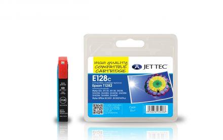 T1282 Съвместима мастилена касета (циан)