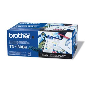 Brother TN130bk оригинална тонер касета (черна)
