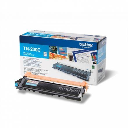 Brother TN230c оригинална тонер касета (циан)