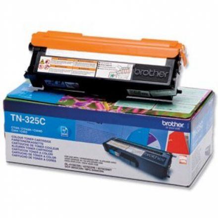 Brother TN325c оригинална тонер касета (циан)
