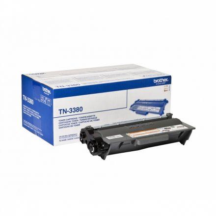 Brother TN3380 оригинална тонер касета (черен)