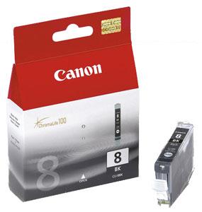 Canon CLI-8BK Оригинална мастилена касета (черна)