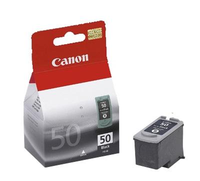 Canon PG-50  оригинална мастилена глава (черна)