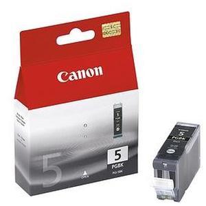 Canon PGI-5BK Оригинална мастилена касета (черна)