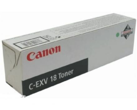 Canon C-EXV18 Original toner kit (черен)