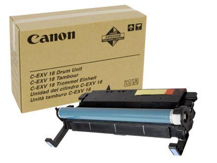 Canon C-EXV18 Оригинален барабанен модул (черен)