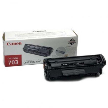 Canon Cartridge 703/303/103 оригинална тонер касета (черна)