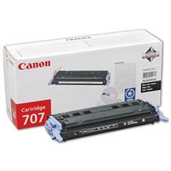Canon Cartridge 707 оригинална тонер касета (черна)