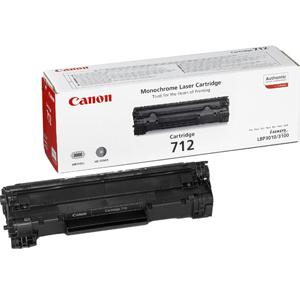 Canon Cartridge 712 оригинална тонер касета (черна)