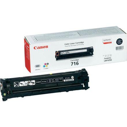 Canon Cartridge 716 оригинална тонер касета (черна)