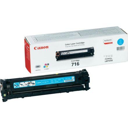 Canon Cartridge 716 оригинална тонер касета (циан)