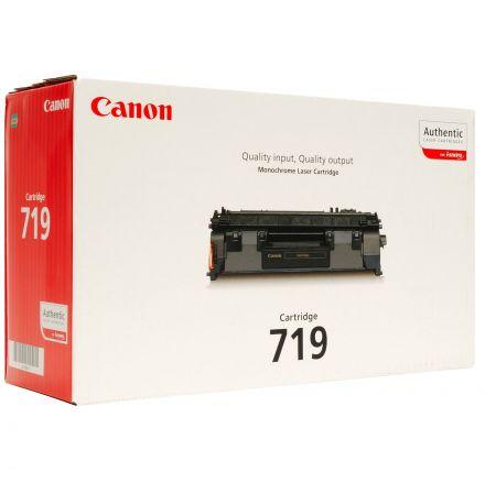 Canon Cartridge 719 оригинална тонер касета (черна)