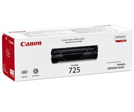Canon Cartridge 725 оригинална тонер касета (черна)
