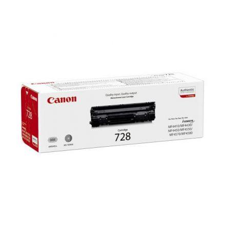 Canon Cartridge 728 оригинална тонер касета (черна)