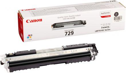 Canon Cartridge 729 оригинална тонер касета (черна)