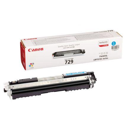 Canon Cartridge 729 оригинална тонер касета (циан)