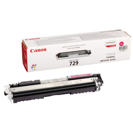 Canon Cartridge 729 оригинална тонер касета (магента)