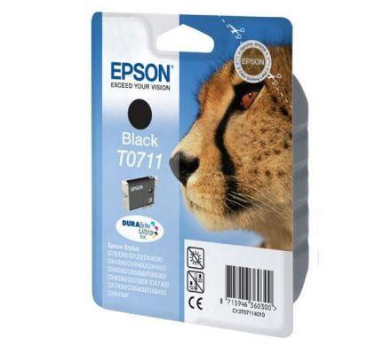 Epson T071140 Оригинална мастилена касета (черна)