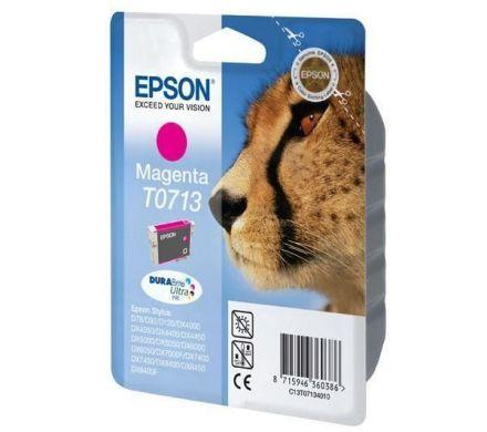 Epson T071340 Оригинална мастилена касета (магента)