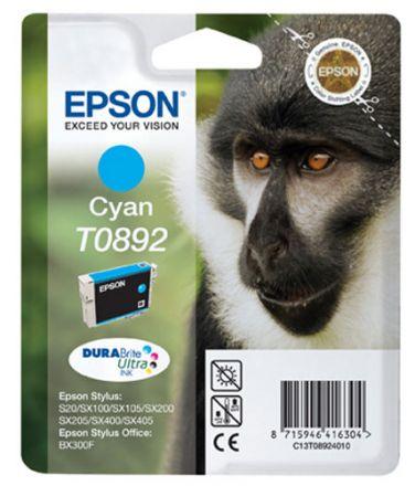 Epson T0892 Оригинална мастилена касета (циан)
